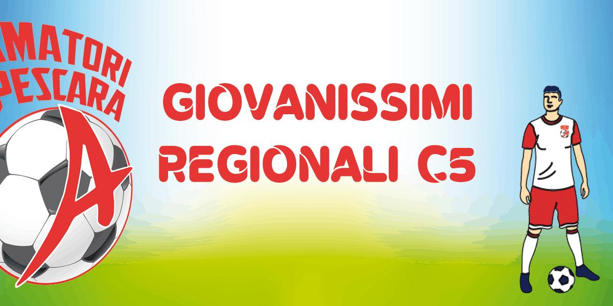 Giovanissimi Regionali Calcio a 5